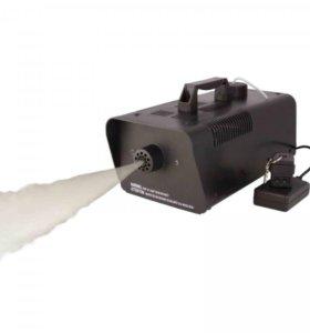 дым машина на 100 кв.м.