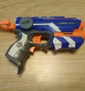 Пистолет нёрф