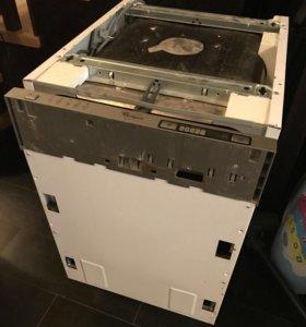 Встраиваемая посудомоечная машина whirlpool 45 см