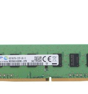 SAMSUNG PC4-17000 DDR4-2133 4Гб