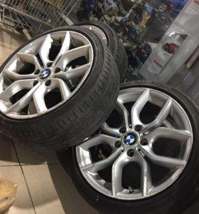 BMW R18 комплект с резиной