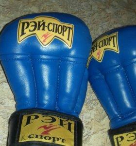 Перчатки для единоборств и бокса