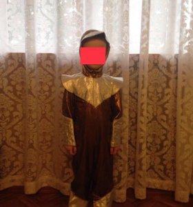 Новогодний костюм НЛО или космонавта