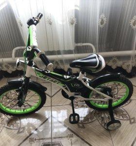 Велосипед новый 🚲