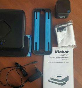 Робот-полотер iRobot Braava 380