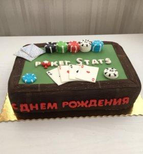 Торт Покер Старс