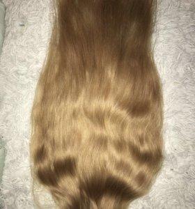 Волосы славянские люкс