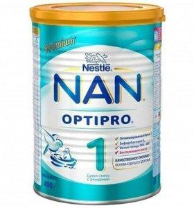 Смесь NAN 1 Optipro (с рождения)