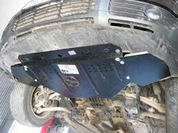Защита двигателя на vw b5