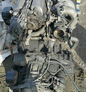 Двигатель на ниссан sr18de