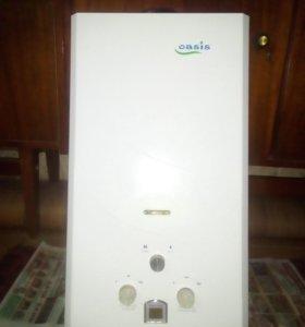 """Газовый проточный водонагреватель """"OASIS OR-20W""""."""