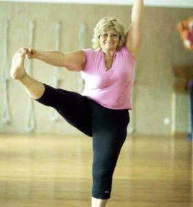 Гимнастика суставов для людей в возрасте.