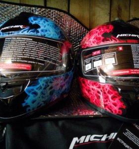 шлем мото Мичиру