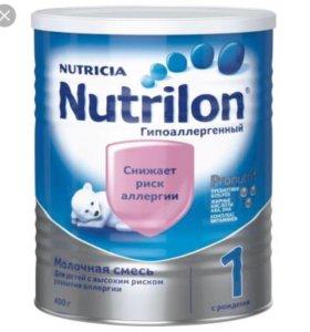 Nutrilon 1. Гипоалергенный