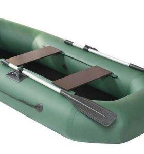 Лодка ПВХ Лоцман.