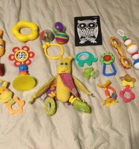 Пакет игрушек от 0 до 1 года