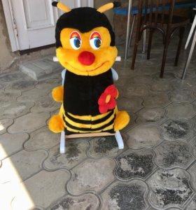 Детская качалка Пчёлка