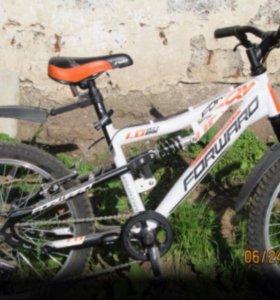 Подростковый горный велосипед Forward Buran