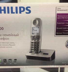 Телефон PHILIPS D500