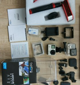 Gopro hero 4 black edotion
