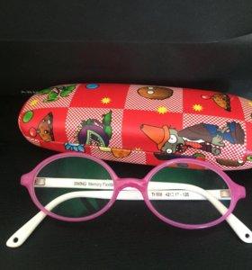 Детские очки в футляре
