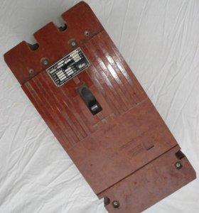 Автомат защиты тип А372 6БУ3