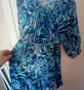 Туника-платье женская