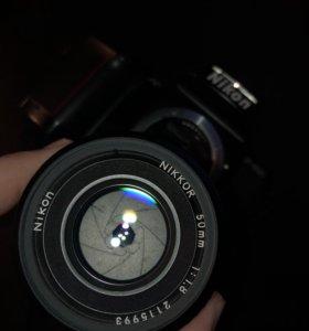 Nikon f-601
