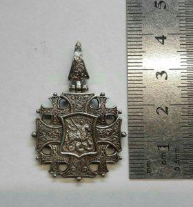 Продам кулон с изображением Святого Георгия