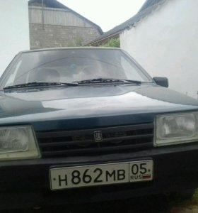ВАЗ (Lada) 2109, 1986