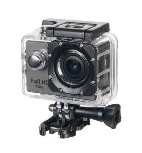 Экшн камера Full HD Digma