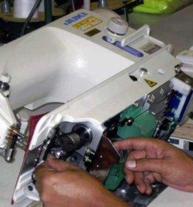 Ремонт швейных машин