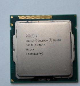 Intel Celeron G1620 двухъядерный LGA 1155