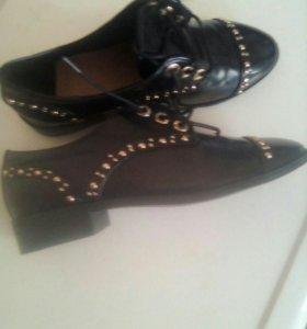 Натуральная фирменная обувь