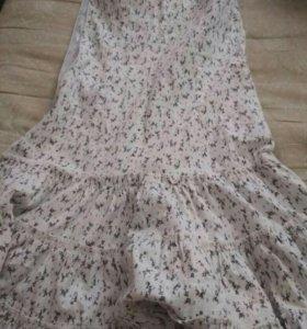 Летнее платье , новое