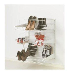 Модуль икея для обуви