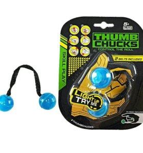 Светодиодные шарики-антисиресс