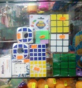Кубики - рубики