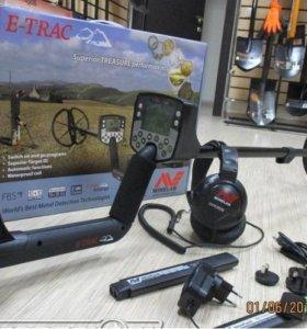 Металлоискатель Minelab Explorer E-Trac (PRO)