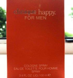 Туалетная вода Clinique Happy for men 100 ml