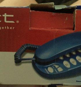 Телефоний аппарат texet tx229