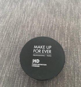 Пудра рассыпчатая Mufe Ultra HD