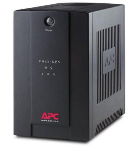 Источник бесперебойного питания APC BR500CI-RS