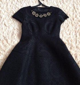 Вечернее платье, одевала один раз, покупала за3000