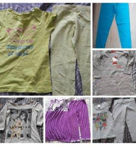 Вещи для девочки 10-12 лет пакетом