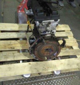 Двигатель 1,6 Шевроле лачетти