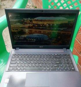 Dexp ноутбук на процессоре Intel core i7