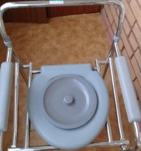 кресло - туалет для инвалидов