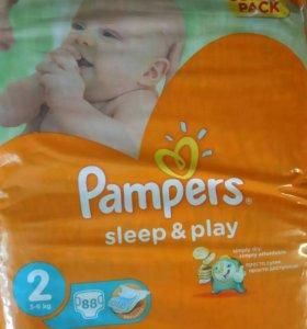Памперс Sleep&Play