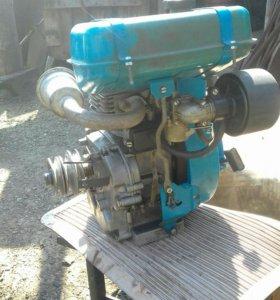 Двигатель дм-1 от мотоблока